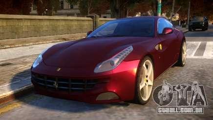 Ferrari FF para GTA 4