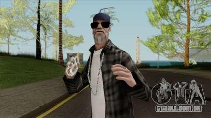 Gangsta Homeless para GTA San Andreas