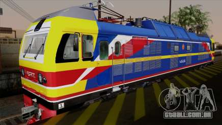 Hitachi 4516 Electric Locomotive (Thailand) para GTA San Andreas