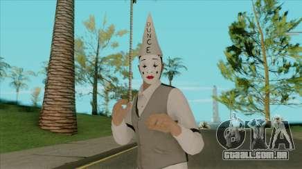 Mime Face para GTA San Andreas