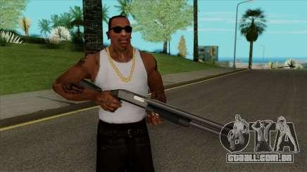 Chromegun Padrão HQ para GTA San Andreas