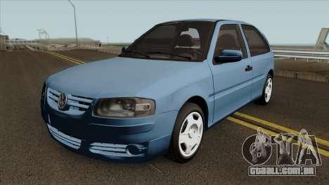Volkswagen Gol Power para GTA San Andreas