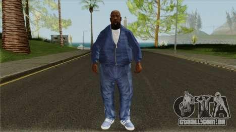 Novo Big Smoke para GTA San Andreas