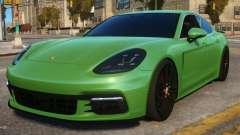 Porsche Panamera para GTA 4