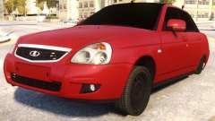 Lada Priora 2170 para GTA 4