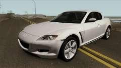 Mazda RX-8 2004 para GTA San Andreas