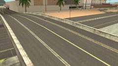 Novas Estradas em Las Venturas para GTA San Andreas