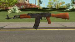 AKM Battlefield Hardline para GTA San Andreas