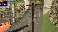 Electrica GTA V para GTA San Andreas