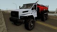 Ural Caminhão De Combustível Próximo para GTA San Andreas