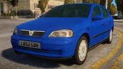 Vauxhall Astra Mk4 1998 para GTA 4