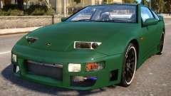 Nissan Fairlady Z32 para GTA 4
