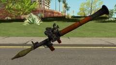 Rocket Launcher para GTA San Andreas
