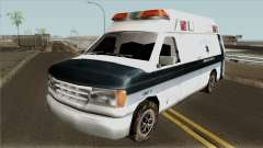 Carcer City Ambulance