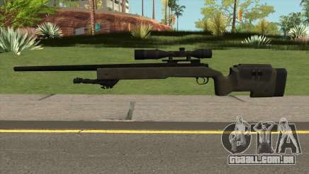 Modern Warfare Remastered M40A3 para GTA San Andreas