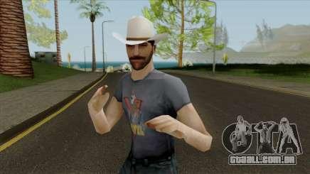 Cowboy para GTA San Andreas