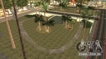Glen Park (HD) para GTA San Andreas