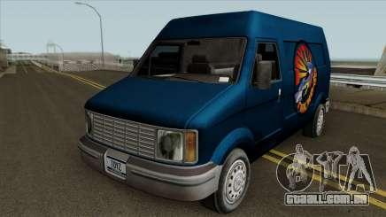 Toyz Van HD para GTA San Andreas