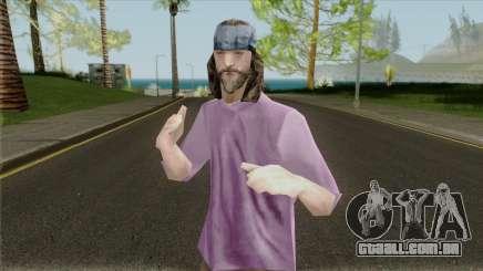 Beta Hippie para GTA San Andreas
