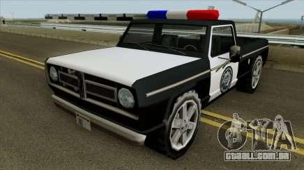 POLICIAL. para GTA San Andreas