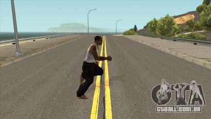 Não pare para GTA San Andreas