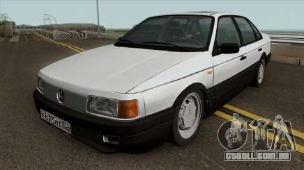 VW Passat B3 v2 RUS Plates para GTA San Andreas