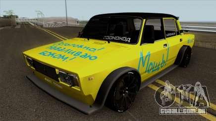"VAZ 2105 ""Feito"" para GTA San Andreas"
