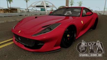 Ferrari 812 Superfast 2017 para GTA San Andreas