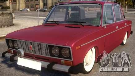 VAZ 2106 Resto (Beta) para GTA 4