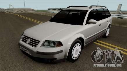 Volkswagen Passat B5+ Wagon para GTA San Andreas