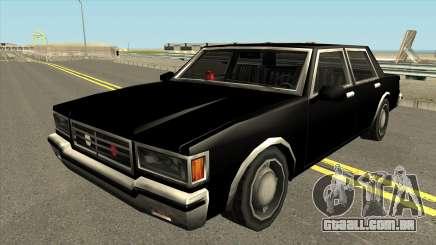 New FBI Car para GTA San Andreas