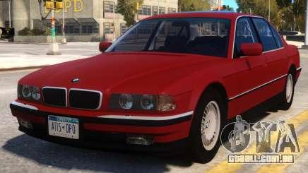 BMW 750 iL e38 para GTA 4