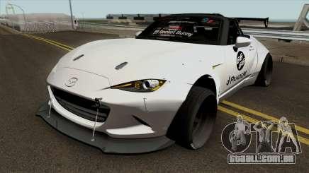 Mazda MX-5 Miata Rocket Bunny 2017 para GTA San Andreas