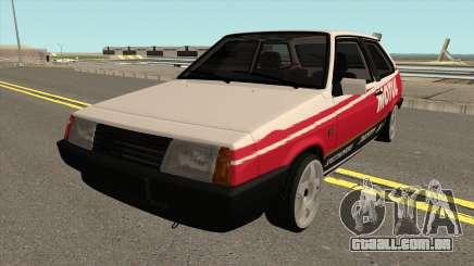 VAZ 2108 Motul para GTA San Andreas