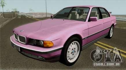 BMW E38 730i 1996 para GTA San Andreas