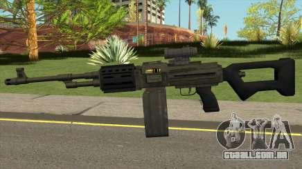 MG из GTA V para GTA San Andreas