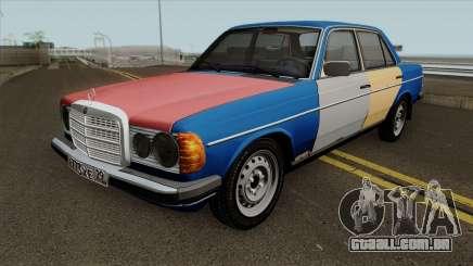 """A Mercedes-Benz 230 W123 """"Engolir"""" para GTA San Andreas"""