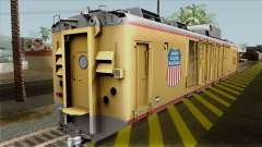 Union Pacific Turbine B para GTA San Andreas