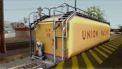 Union Pacific Turbine Tender para GTA San Andreas
