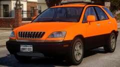 1999 Lexus RX 300 para GTA 4