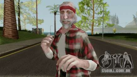 New The Truth para GTA San Andreas