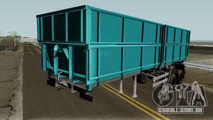 МАЗ Farming Simulator 2015 para GTA San Andreas
