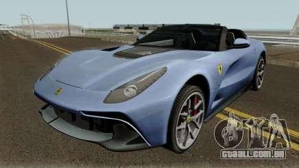 Ferrari F12 Berlinetta TRS 2018 para GTA San Andreas
