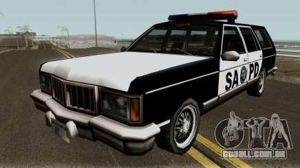 Regina SAPD para GTA San Andreas