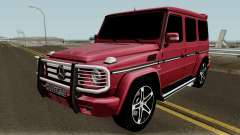 Mercedes-Benz G55 AMG HQ para GTA San Andreas