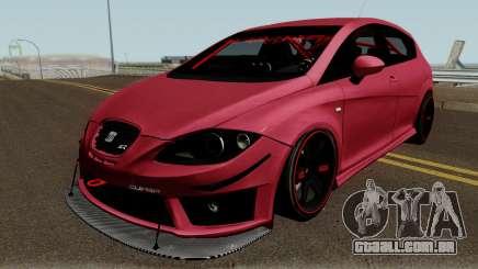 Seat Leon Cupra R HQ para GTA San Andreas