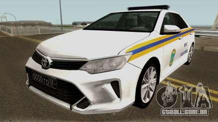 Toyota Camry ME para GTA San Andreas