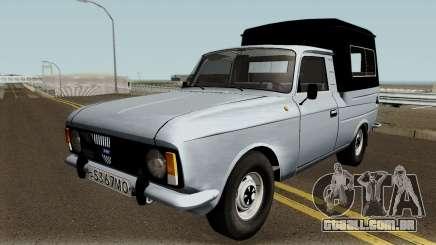 IZH 27156 para GTA San Andreas