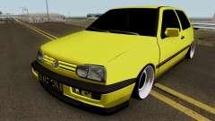 Volkswagen Golf 3 Stanced v2 para GTA San Andreas