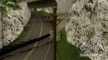 3D Telegraph (MipMap) v1 para GTA San Andreas